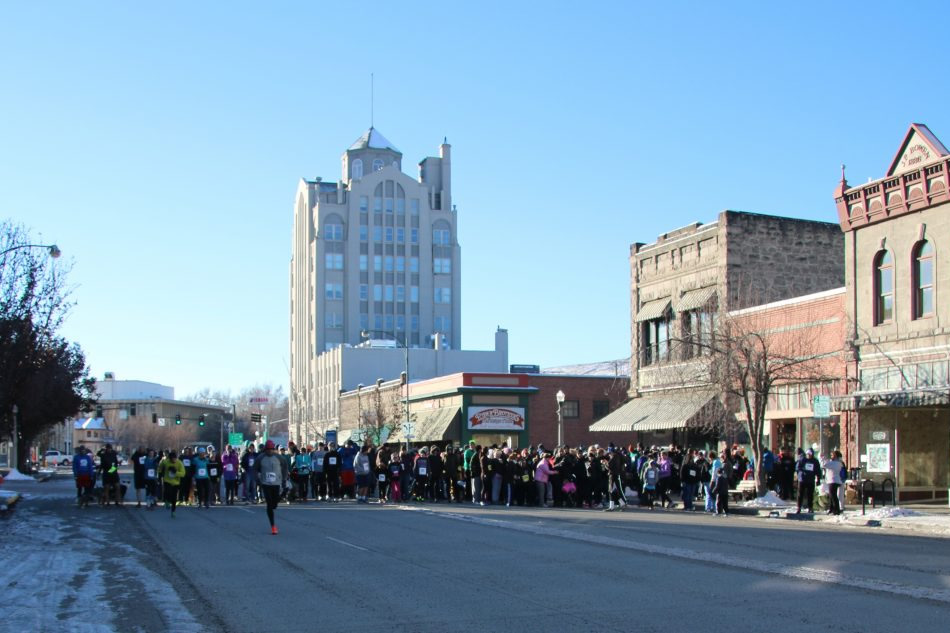 Baker City Turkey Trot - 5k Walk Run